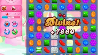 Candy Crush Saga   level 503 no boosters