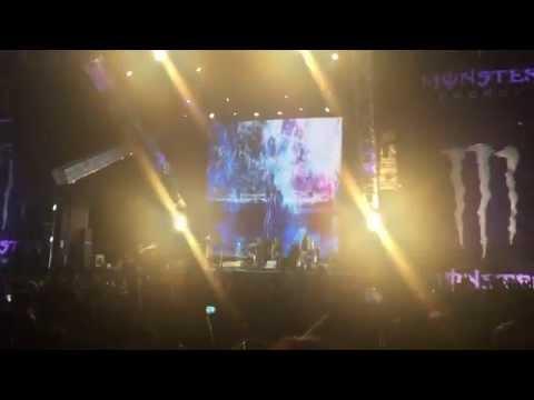 Mago de Oz Molinos de Viento en Lima Peru 2015 Vivo X el Rock 2015