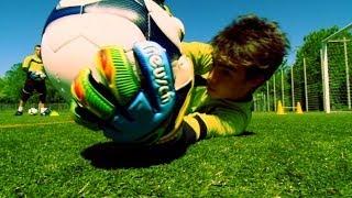 Goalkeeper Training Basics (Trailer)