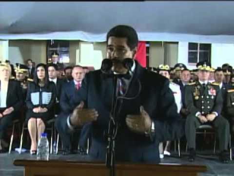 Ascesnso al grado de Gral de Brigada de la Guardia Nacional Bolivariana