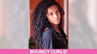 This DIY Hair Mask Will Give You Shiny, Bouncy, POPPIN' Curls! #shorts