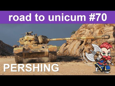 M26 Pershing Review/Guide, Making the Best of Tough Situations