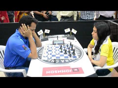 Start of Bartakke – Karavade game from Finals