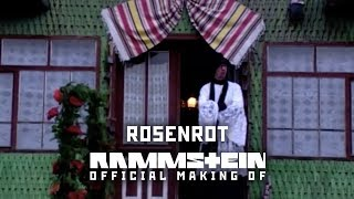 Rammstein - Rosenrot (Official Making Of)