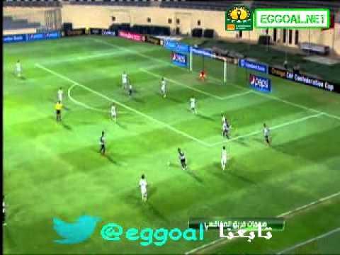 ملخص مباراة الزمالك 1-0 الصفاقسي التونسى || كاس الاتحاد الافريقى دور 8
