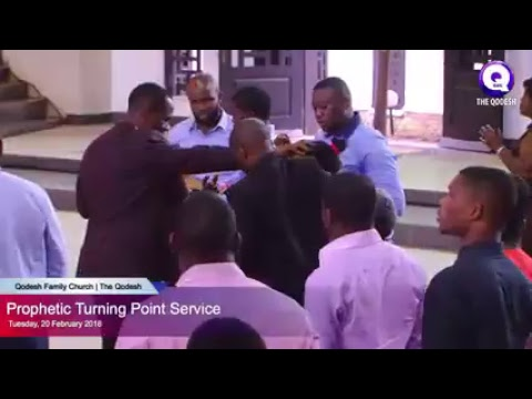 LIVE | Prophetic Turning Point Service | 20.02.2018 | The Qodesh