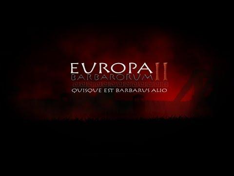 Europa Barbarorum II - Medieval 2 Livestream #2