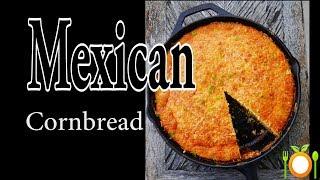 Amazing Mexican Cornbread Recipe  Culinary On The Border