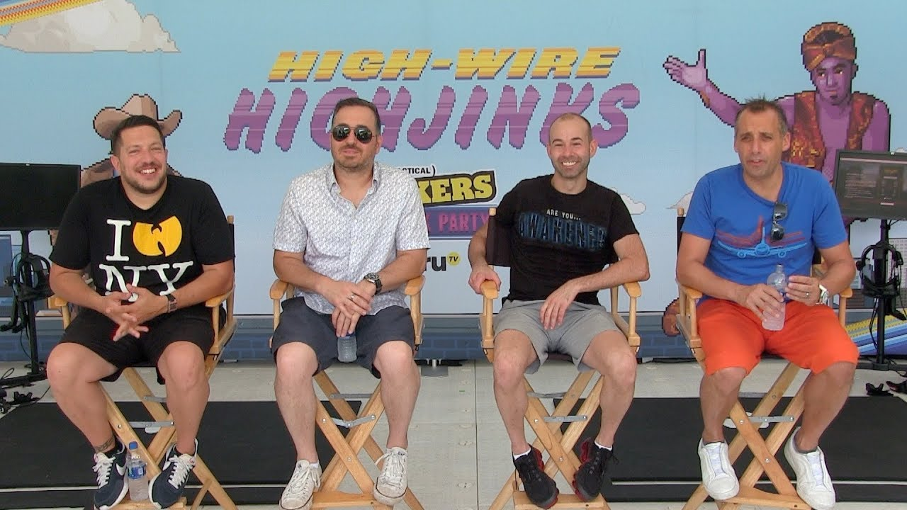 Impractical Jokers Movie Details Revealed At San Diego Comic Con