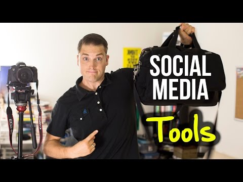 Social Media Tools – 7 Content Creation Tools