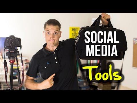 Social Media Tools – 7 Content Creation Tools