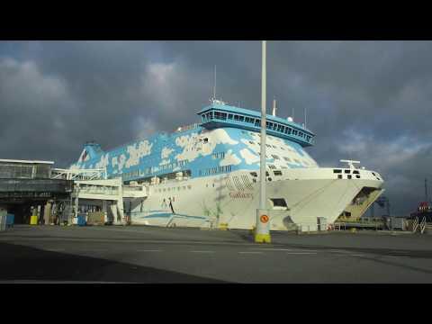 Galaxy cruise (Turku-Stockholm)