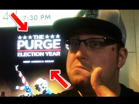 The Purge Election Year Ending Scene Explained - The Purge Election Year Full Movie Review