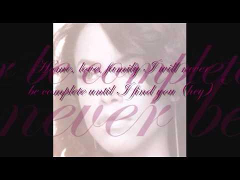 Aaliyah-Journey To The Past (Lyrics)