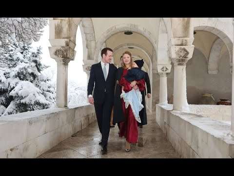 Serbia's Prince Stefan christened in Belgrade-Royal News