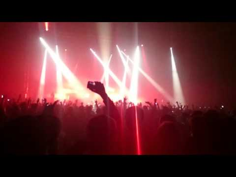 The Prodigy - Their Law. Live in Riga. Latvia. 2016