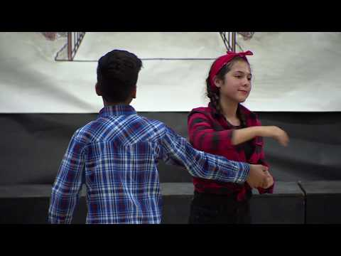 Prairie Vista Middle School Presents: Autumn Leaves Dance