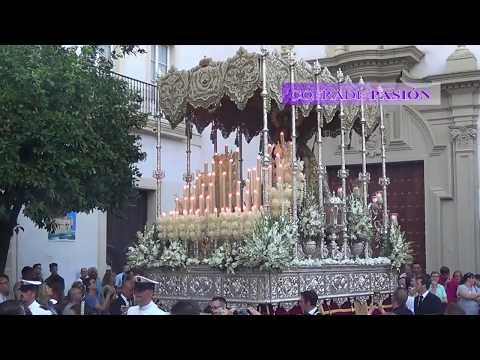 Procesión de la Virgen del Carmen Coronada de Cádiz 2017