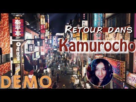 [DEMO]Retour dans Kamurocho - Project Judge Eyes[VOSTFR][FHD]