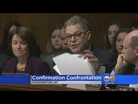 Sparks Fly During Confirmation Hearing For Deputy Attorney General