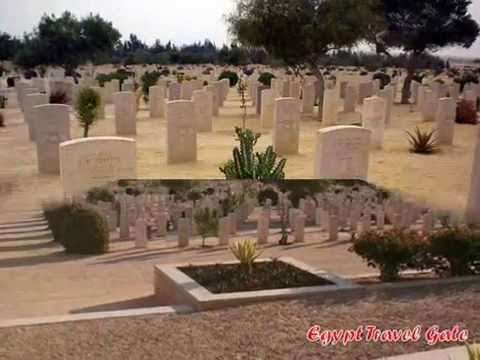 Tour to El Alamein Cemetry & Museum Tours From Alexandria Port