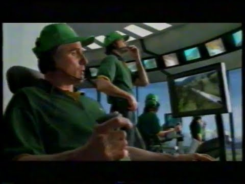 BP Express TV commercial (1997) - Australia