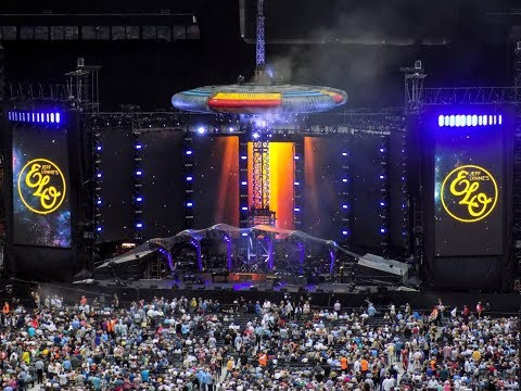 Jeff Lynne's ELO, Alone in the Universe tour 2017