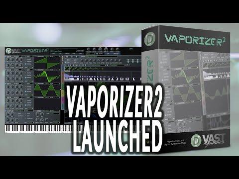 Vaporizer2 Hybrid Wavetable Synth