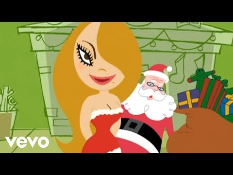 Mariah Carey  All I Want for Christmas Is You JD Remix Animated