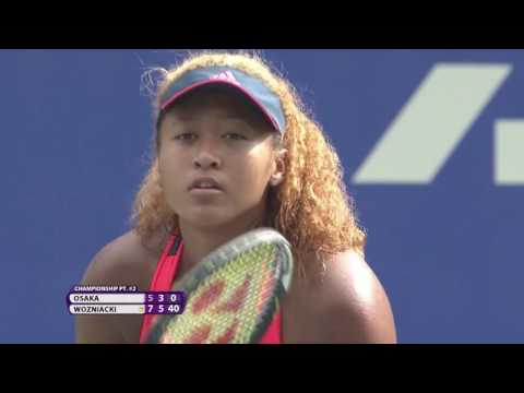 Wozniacki Wins Pan Pacific Open