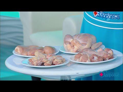Здоровье. Курица и сальмонелла. Как не отравиться?(06.05.2018)