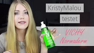 medpex testet - VICHY NORMADERM (KristyMalou) Thumbnail