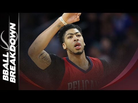 Anthony Davis 59 Points Destroyed Drummond And Pistons