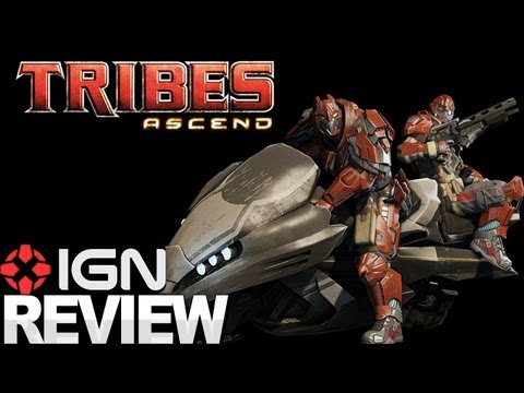Tribes: Ascend Video Review