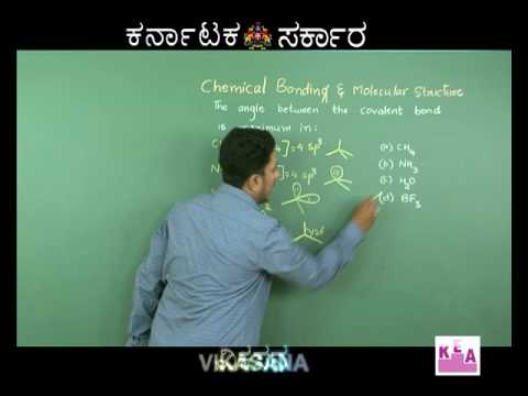 Ep 30 Chem Chemical bonding and molecular Structure 02
