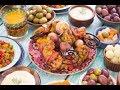 في ضيافة آسيا - كفتة الحاتي  -الشيش طاووق -كباب اللحم  - الريش المشوية - الجزء 1