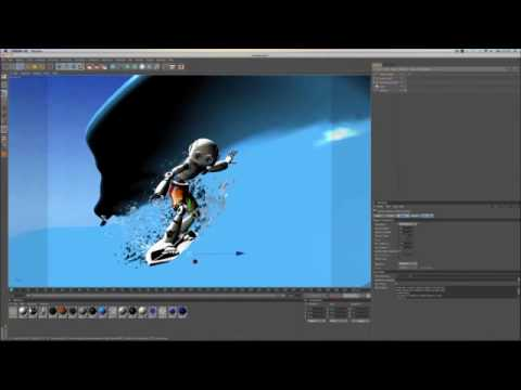 Tip45 Rendering Truly Enormous Images in CINEMA 4D