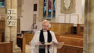 Morning Prayer 27 December 2020 | Revd. Iain Osborne