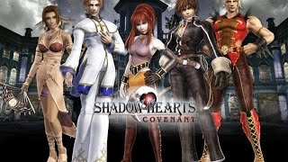 Shadow Hearts 2 Covenant ALL 161 CUTSCENES