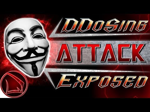 DDoSing Attack Exposed on PS4 / Xbox One – Lag Switch vs DDoS Attack Explained