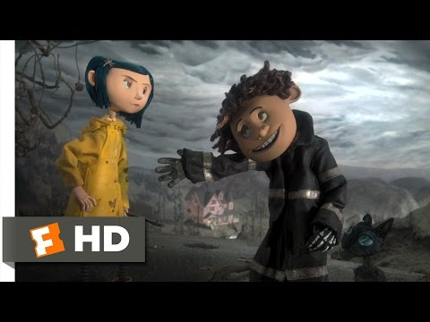 Coraline (1/10) Movie CLIP - Why Were You Born (2009) HD