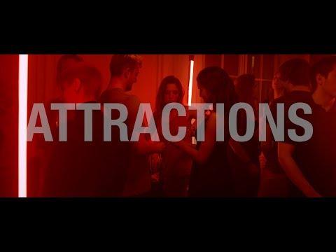 Attractions - JE T'AIM3 - Trilogie de l'amour (Part 1)