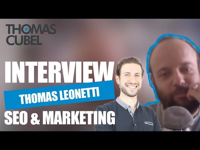 [Podcast EP. 32] SEO + UX = SXO avec Thomas Leonetti !
