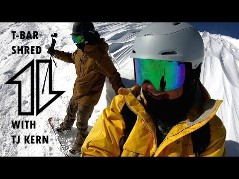 Avalanche Debris T-Bar Adventure Shred with TJ Kern