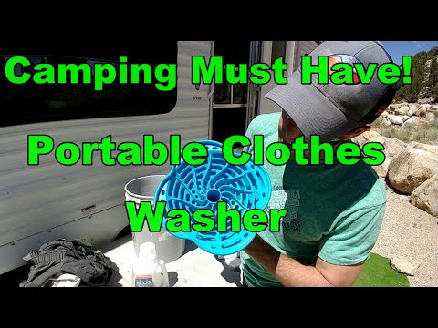 cheap-portable-clothes-washer---camping-must-have!