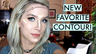 New Favorite Contour + Highlight | ColourPop Sculpting Stix Review & Swatches