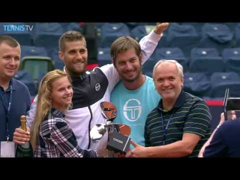 2016 German Open Tennis Championships: Klizan v Cuevas Final Highlights