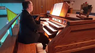 Music Meditation with Paul Carroll - Louis Vierne's 150th Birthday Part 2 of 4