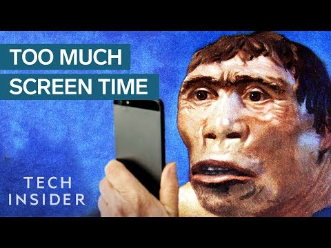 What Staring At A Screen All Day Is Doing To Your Brain And Body | The Human Body