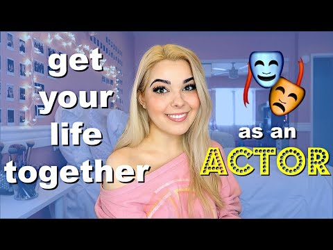How to Manage Your Life as an Actor | Productivity Advice, Memorization Tips, and More!